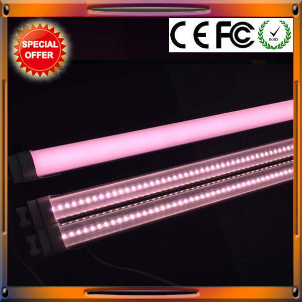 Special for fresh/meat 1.2m sex pink tube animal 18 watt led red tube
