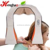 NEW products back pain relief as seen on tv neck shoulder massage belt 2015