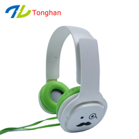 Fashion design funny customized headphones made in china