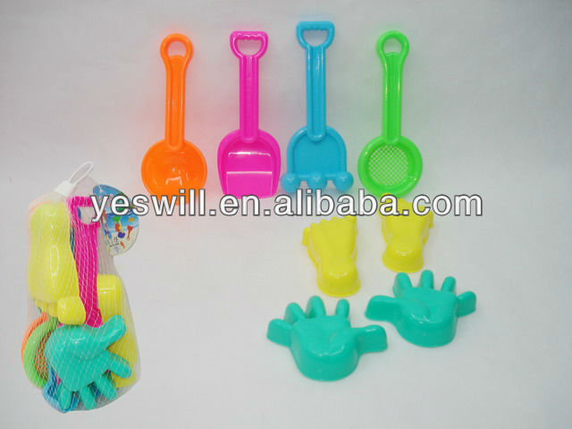 New Plastic cartoon beach sand shovel for kids