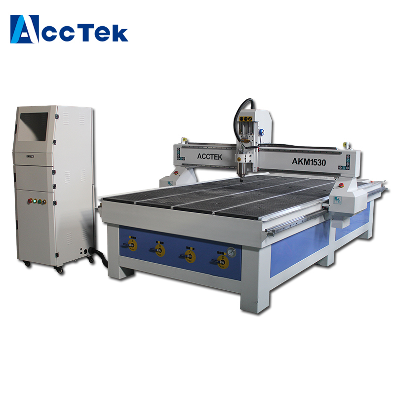 AccTek with CE smart wooden cutting <strong>cnc</strong> <strong>router</strong> AKM1530