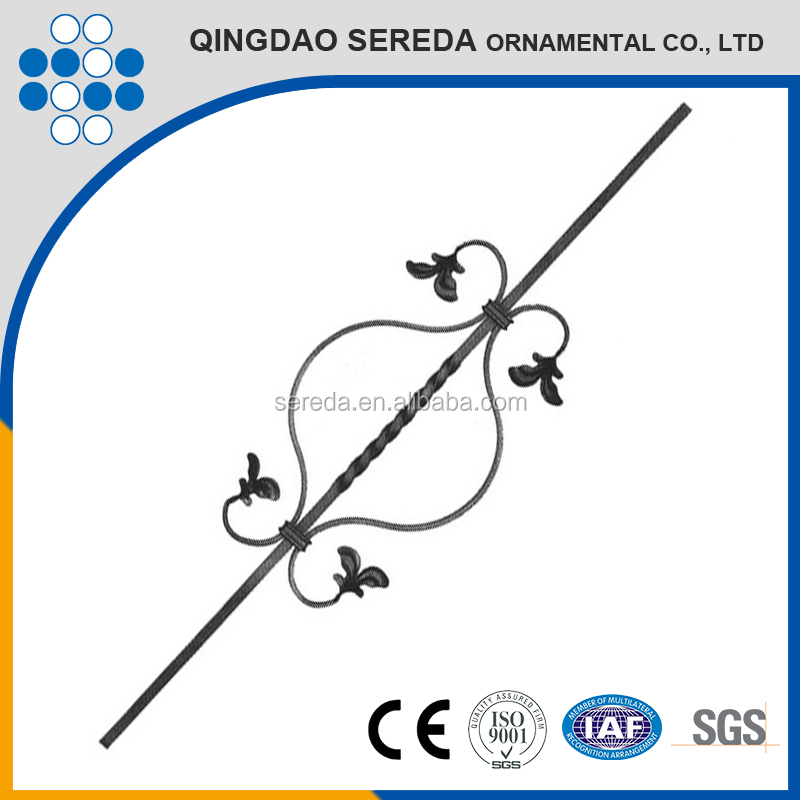 High Quality Decorative Iron Panel for Gate and Fance Art 5016