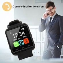 U8 Smart Watch U8 with Best PCBA Support Android Smart Phones for Both Man and Lady