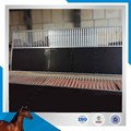 Plywood infilled 3.6m galvanized intervial panel for economic horse stable