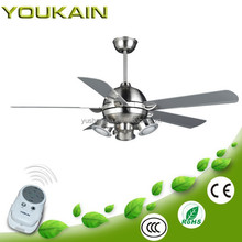home show decor ceiling fan with three light