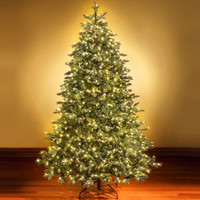 High Quality Outdoor Charlie Pine Artificial Christmas Tree