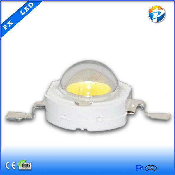 1w red 660nm high power led