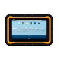 IP67 rugged tablet pc 7inch 1280*800 IPS Quad core 1G+16G wifi bluetooth GPS