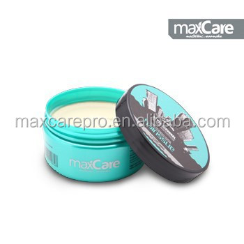 High quality hair styling wax,rough clay