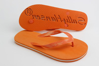 Die cut fashion Eva durable beach used flip flop
