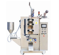 Aseptic pouch juice /milk filling packing machinery Maker automatic pouch packing machine for masala