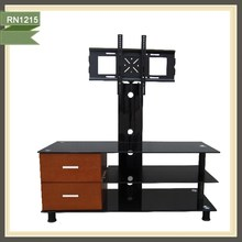 tv lcd wooden cabinet designs wall mounted l shaped tv cabinet with showcase