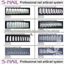 color nail tip artificial nail nail art design pictures