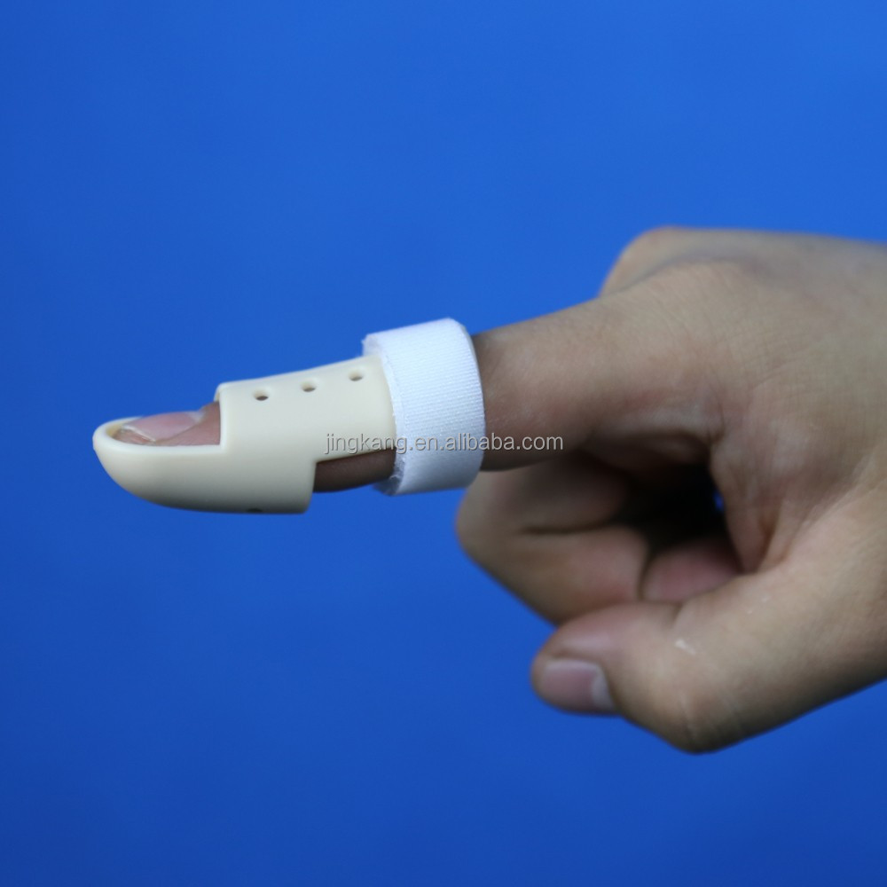 Orthopedic Plastic finger Splint brace / finger stabilizer splint / finger fracture splint
