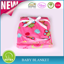 SEDEX Certification Factory 2017 New Hot Sale ECO Friendly Baby Products Royal Mink Polyester Hospital Receiving Blankets