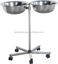 Stainless Steel utensil hand wash basins and trolley