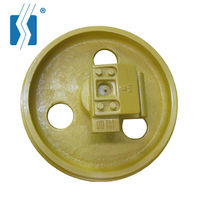 Mini construction machinery front idler assy roller guide wheel for Komatsu D30