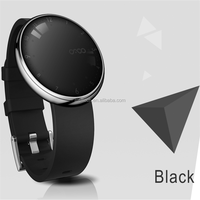 Alibaba china manufacturer round smart whatsapp watch phone