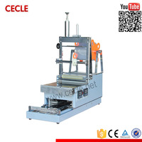 automatic wrapping machine cling film wrapping machine