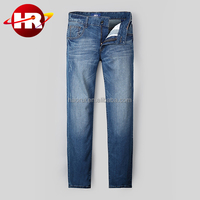 2015 Popular Design Long Denim Jeans for Men Wholesale in Cheap Price