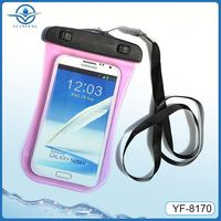 outdoor sport waterproof bag for samsung galaxy s4 i9500