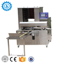 Automatic ICE CREAM MOCHI processing maker and tray arranging machine