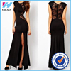 Yihao Fashion Sexy Women Lace Bodycon Evening Cocktail Party Long Dress 2015