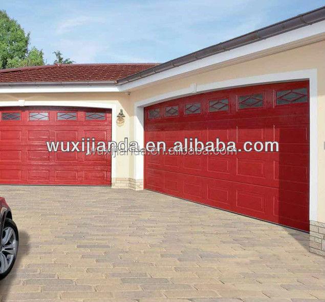 16ft8ft Sandwich Panel Garage Doors Buy Used Garage Doors Sale