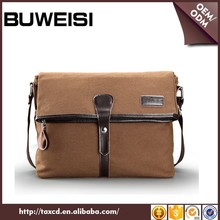 Casual messenger men bag canvas cross body men shoulder bags for sale