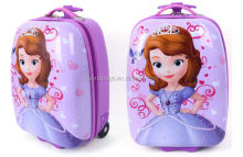 kids school bag with wheels for girls school bags 2014