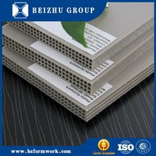 recycled plastic building construction aluminum bridge column formwork