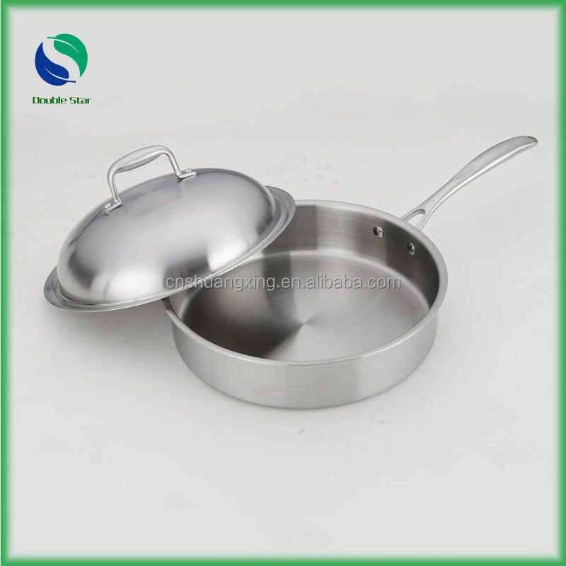 Best Stainless Steel Saute Pan Stainless Steel Pots & Pans