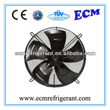 YWF-400 Fan Motors External Rotor Axial Fan With Grid