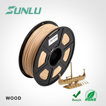 Top quality in China wood filament 1.75 3d printing dimensional accuracy 0.02mm wood filament for 3d printer for 3d pens