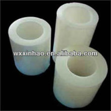 Adhesive polyethylene film for surface protection
