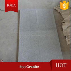 China Grey Granite 633 Flooring Tiles