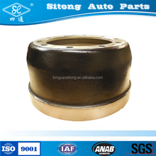 Heavy Duty Truck Spare Parts Brake Drum TD 403