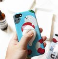 2017 3d New popular design cat phone cover Cases For Iphone i6/6s/7/7s