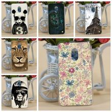 For Nokia 620 Case Cover,Lowest Price Diy Colored Tiger Owl Flowers Hard PC Case Cover For Nokia Lumia 620 n620 Cases Sheer