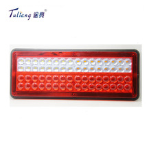 Chevrolet captiva led tail light cheap caution laser fog lamp