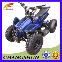 800w sports electric ATV with safety pedal switch quad