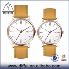 Wholesale wrist watch branded name couple watches