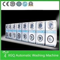 Full automatic laundry washing machine and dryer