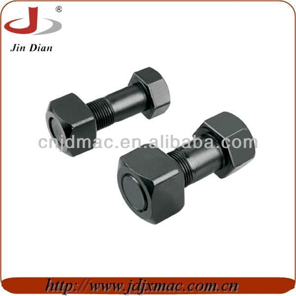 track bolts and nuts for excavator link