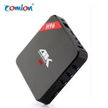 Shenzhen Wholesale Android tv box 1GB RAM 8GB ROM smart media player HD 4K ott tv box with user manual