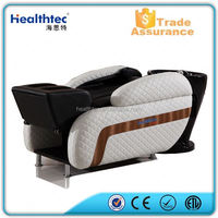 Fiberglass salon Electrical massage barber chair headrest