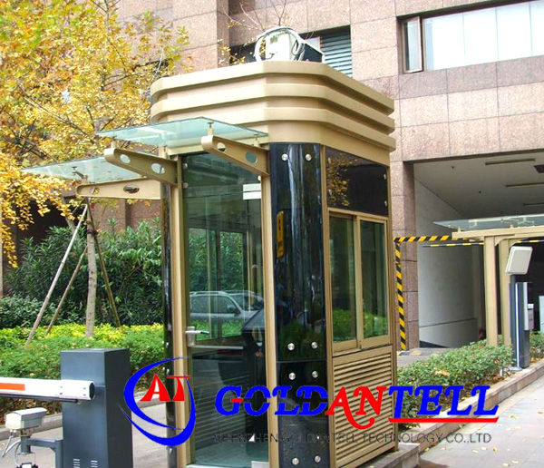 20 years life time stainless steel mobile guard house