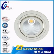 SAA 3000K 6Inch Suspended Recessed Led Pop Ceiling Light