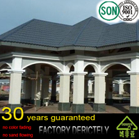 best selling high quality factory supplier concrete roof tile price