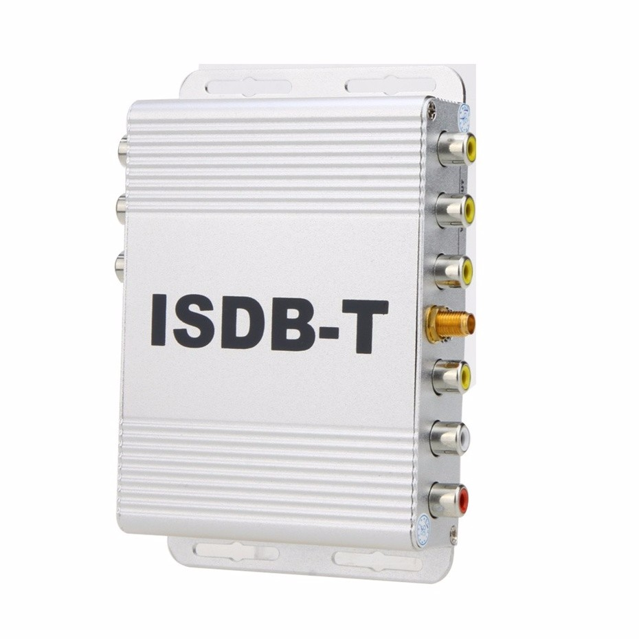 SYTA S2015A car isdb-t tv tuner receiver box one full seg isdb-t digital tv reception box